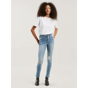 High Waisted Levi's Italian Selvedge Jeans